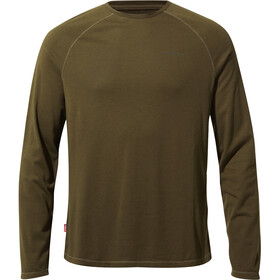 Craghoppers NosiLife Bayame II T-shirt à manches longues Homme, dark moss